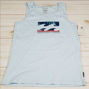 Billabong Tailored Fit Tank Top